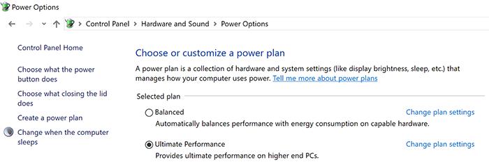 Microsoft разработала «ультрапроизводительный» режим электропитания для мощных ПК