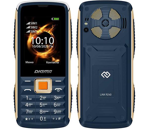 В РФ появился необычный кнопочный телефон за тысячу рублей с тремя симками и большим динамиком