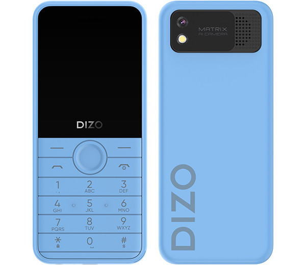 Realme представила свои первые кнопочные телефоны – Dizo Star 300 и Dizo Star 500