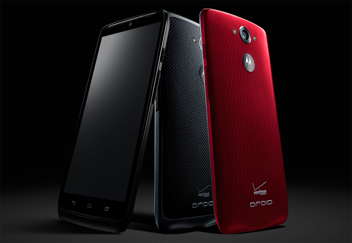Представлен флагманский смартфон Motorola Droid Turbo с батареей на 3 900 мАч