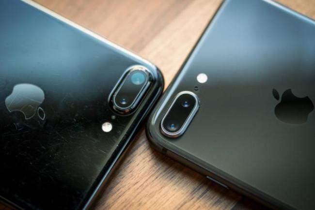 как снимает iPhone 8 Plus