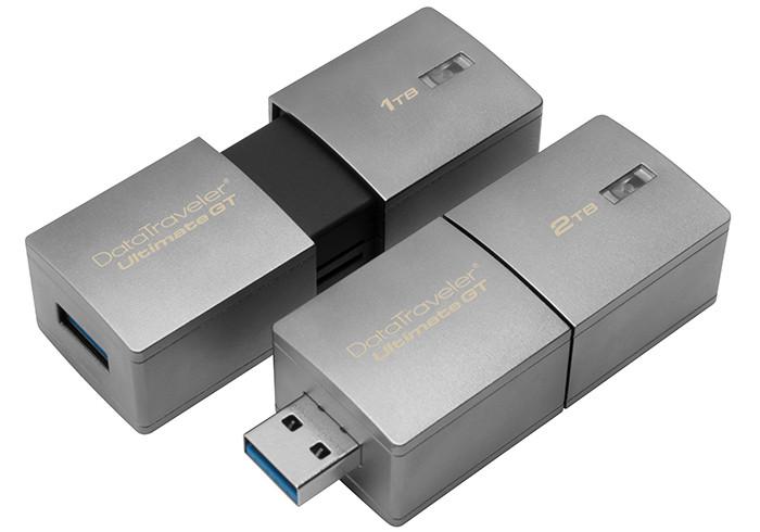 CES 2017. Представлена первая в мире USB-флешка емкостью 2 Тб