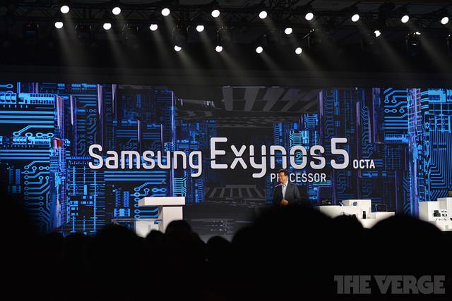 CES 2013: Samsung представила восьмиядерный процессор для мобильных устройств