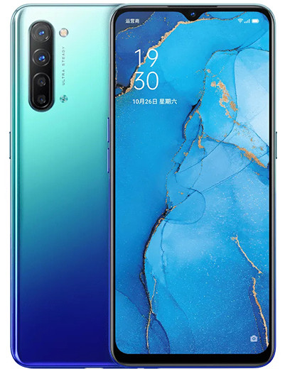 Премьера: Oppo представляет флагманские смартфоны Reno3 с поддержкой 5G, огромными экранами и 12 Гбайт оперативки