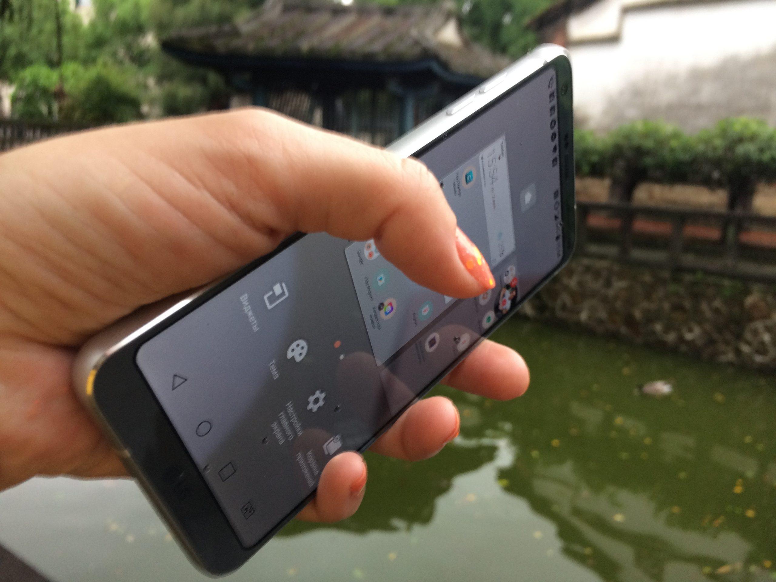 LG G6 обзор