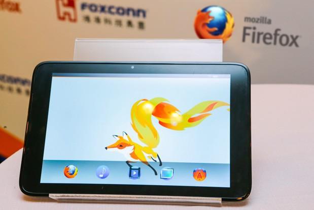 Computex 2013: Foxconn разрабатывает пять устройств на базе Firefox OS