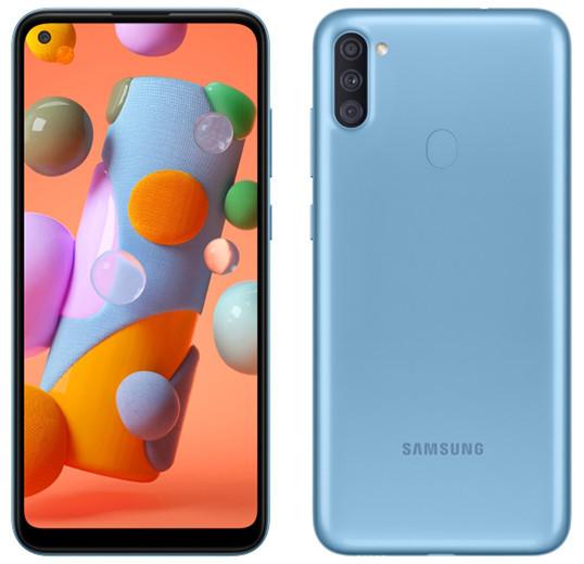 Раскрыта российская цена Samsung Galaxy A11 – наследника самого популярного Android-смартфона в мире