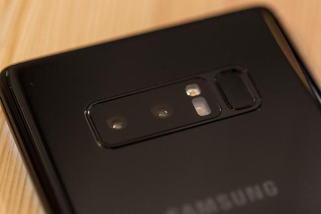 Samsung Galaxy Note 8 обзор