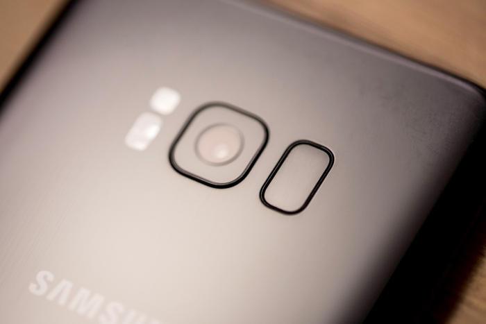 Samsung Galaxy S8 pLus обзор камера