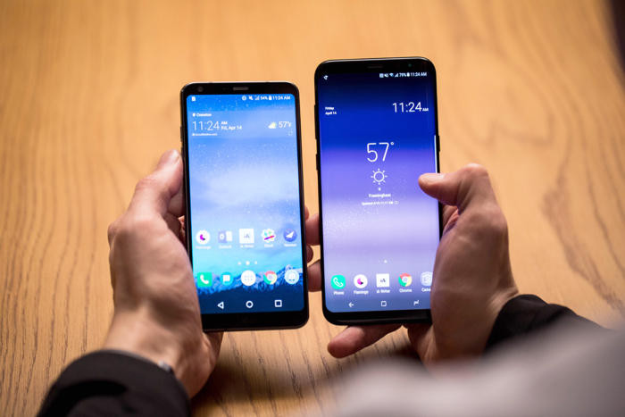 Samsung Galaxy S8+ обзор