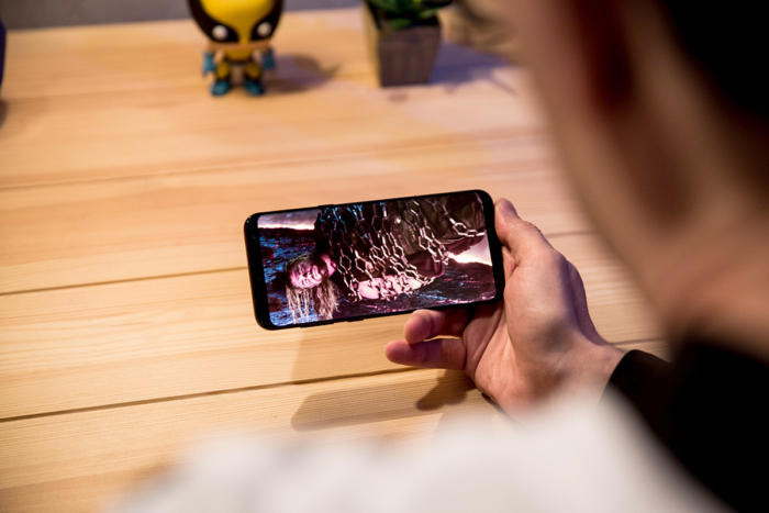 Samsung Galaxy S8 pLus обзор