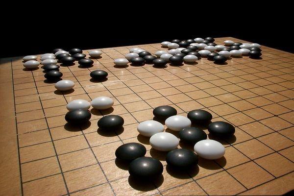 Красивые ходы AlphaGo