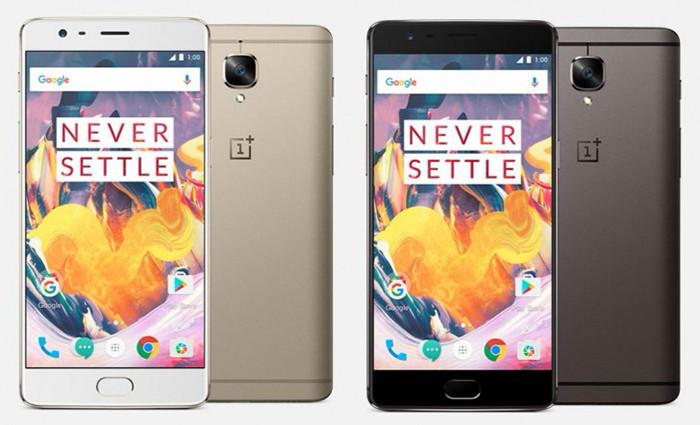 Анонсирована новая версия флагманского смартфона OnePlus 3 – OnePlus 3T