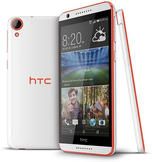 IFA 2014. Представлен смартфон среднего класса HTC Desire 820