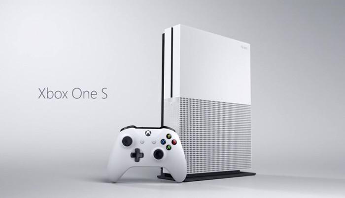 Игровая консоль Xbox One S представлена официально