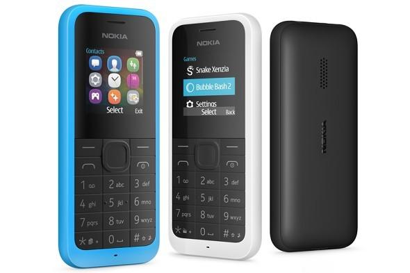 Microsoft обновила ультрабюджетный кнопочный телефон Nokia 105