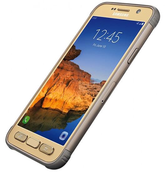 Защищенный смартфон Samsung Galaxy S7 Active получил батарею на 4 000 мАч