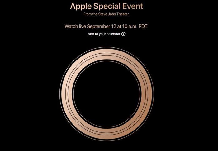 Apple назвала дату презентации новых iPhone