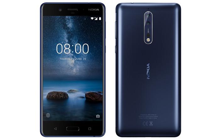 Опубликованы фото флагманского смартфона Nokia 8 на Snapdragon 835