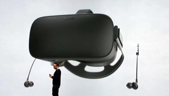 Следующему VR-шлему Oculus для работы не понадобятся смартфоны и компьютеры