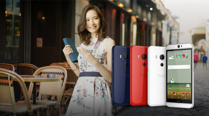 HTC анонсировала смартфон Butterfly 3 с QHD-экраном и процессором Snapdragon 810