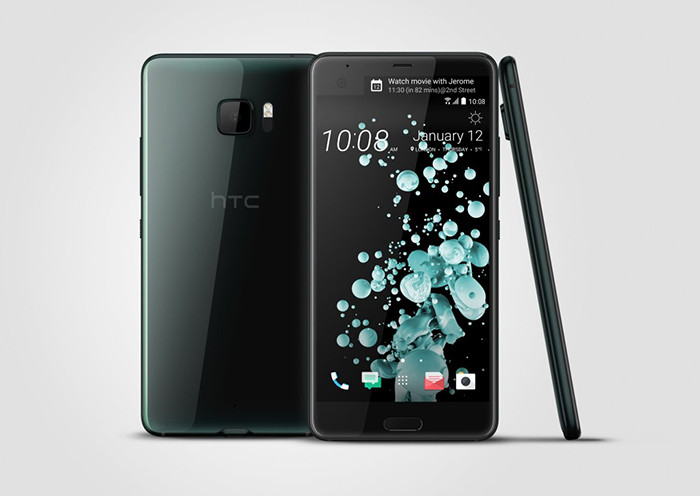 Флагманский смартфон HTC U Ultra получил стеклянный корпус и виртуального помощника