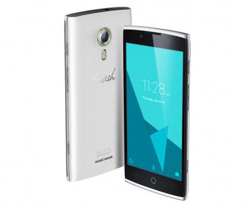 Alcatel OneTouch Flash 2: смартфон среднего класса с 5-дюймовым экраном и камерой Samsung