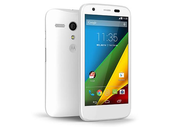 Смартфон Motorola Moto G получил поддержку LTE