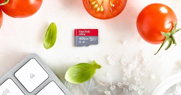 IFA 2017. Поставлен новый рекорд емкости MicroSD-карт