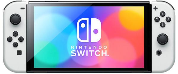 Nintendo анонсировала новую версию приставки Switch с OLED-экраном и улучшенным звуком