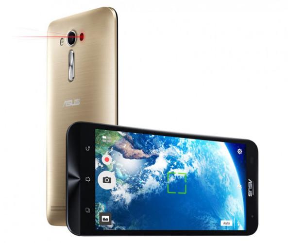 ASUS представляет смартфоны Zenfone 2 Deluxe, Zenfone Selfie, Zenfone 2 Laser и Zenfone Max