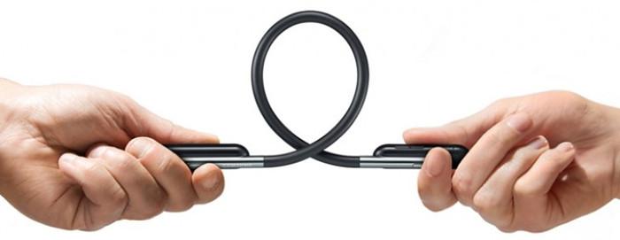Samsung анонсировала гибкие Bluetooth-наушники с функцией отсечения Wi-Fi-помех