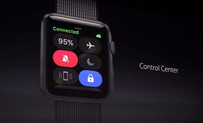 WWDC 2016. Apple рассказала о предварительной версии watchOS 3