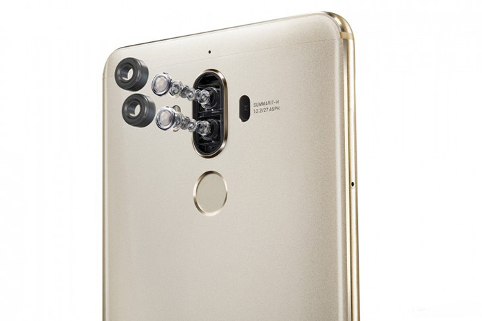 Huawei анонсировала флагманские фаблет Mate 9 и Mate 9 Porsche Design