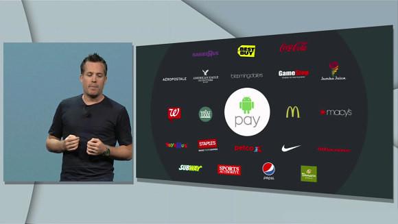 Google I/O 2015. Представлена операционная система Android M