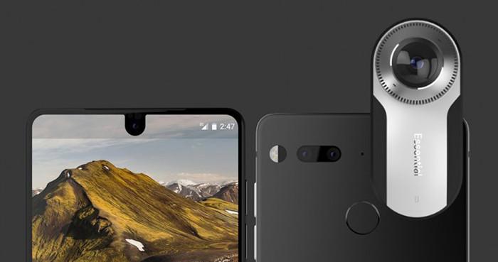 Создатель Android представил самый необычный флагманский смартфон 2017 года