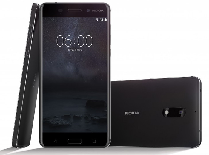 Представлен первый Android-смартфон «новой Nokia»