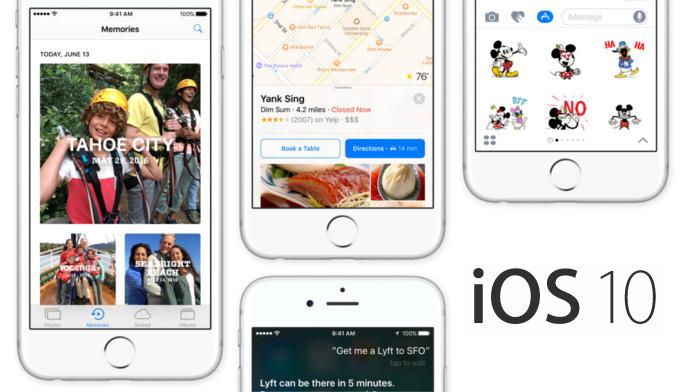 WWDC 2016. Apple представляет iOS 10