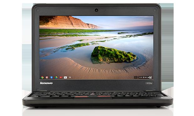 Lenovo выпустила свой первый ноутбук под управлением Chrome OS