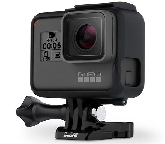 GoPro представила самую мощную экстрим-камеру за всю свою историю
