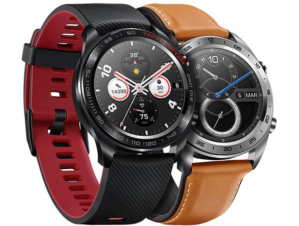 Названы российские цены смарт-часов Honor Watch Magic и ультрадешевого фитнес-браслета Honor Band 4 Running