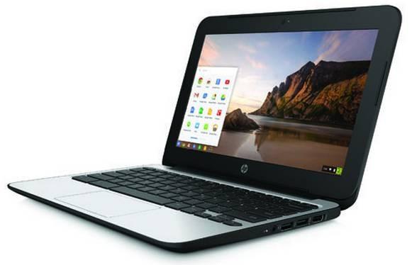 HP анонсировала 11,6-дюймовый «хромбук» Chromebook 11 G4