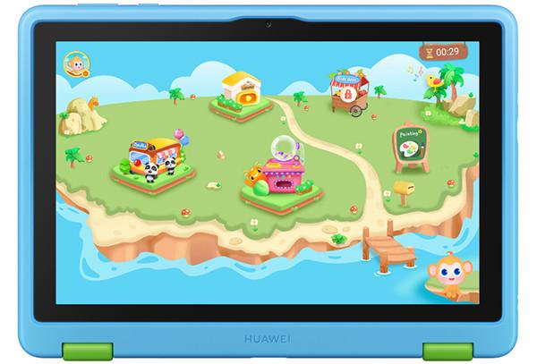 Huawei выпустила детский планшет MatePad T 10 Kids Edition с защитой корпуса и функцией рисовалки
