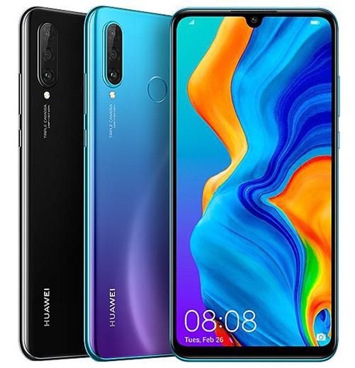 Huawei назвала российские цены флагманских смартфонов семейства P30