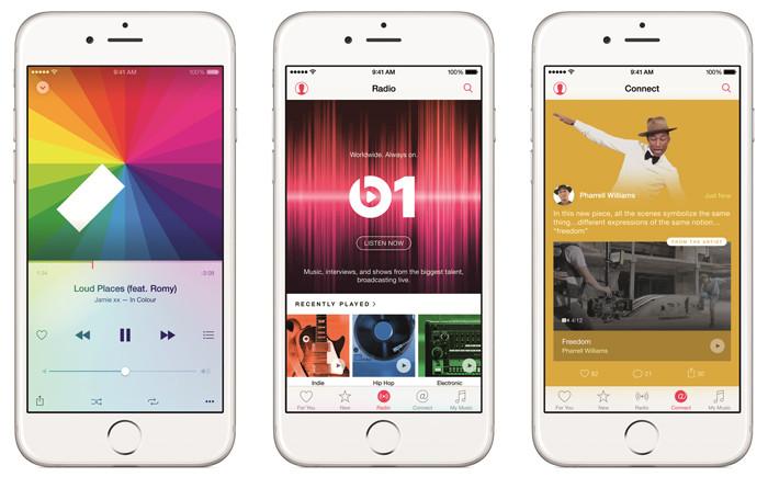 WWDC 2015. Представлен потоковый музыкальный сервис Apple Music