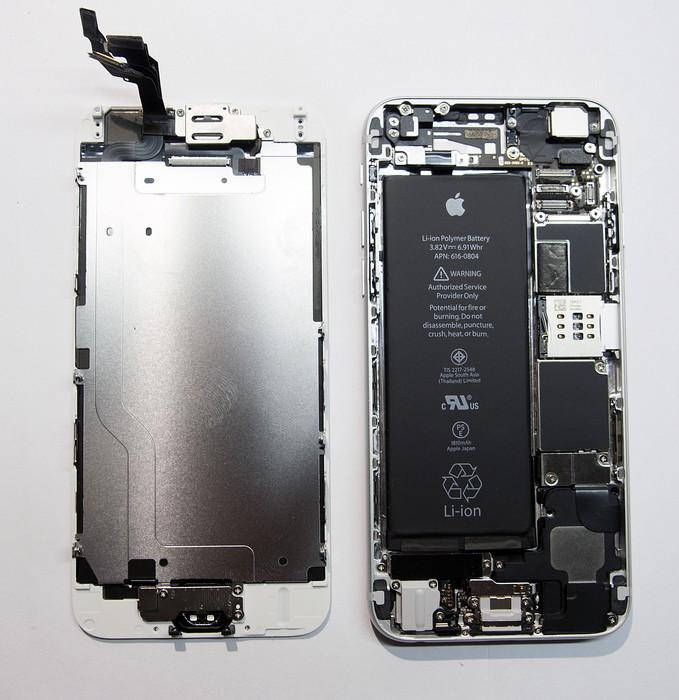 iPhone 6 Plus наш! Разбираем до основания самый большой смартфон Apple, сравнивая с iPhone 6 и 5S