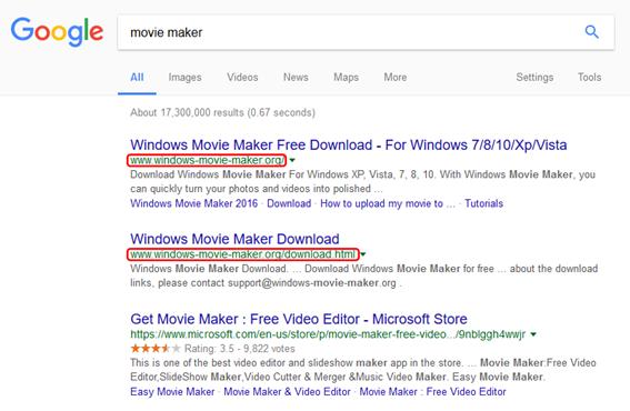 Кибермошенники сделали видеоредактор Microsoft Windows Movie Maker платным