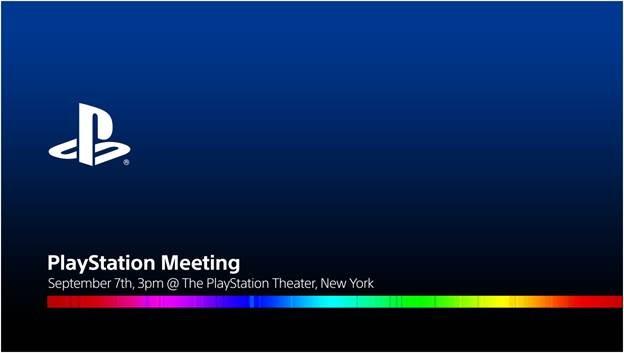 7 сентября Sony представит новую версию PlayStation 4