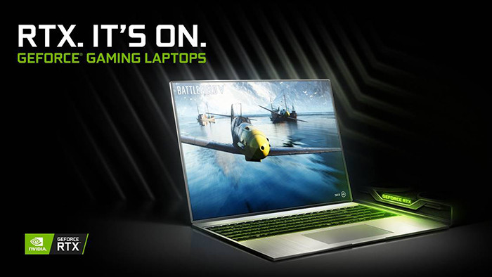 CES 2019. Nvidia представила мобильную версию графики GeForce RTX. Ее вскоре получат более 40 ноутбуков