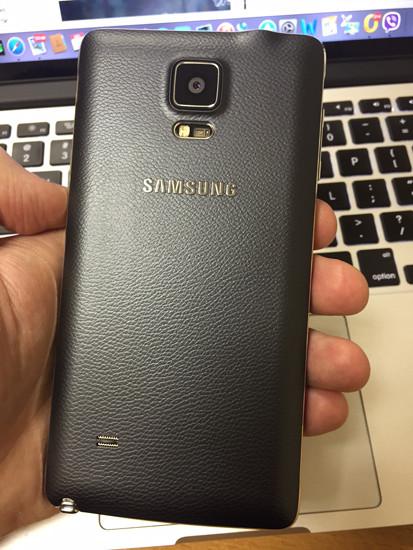 Несколько добрых слов о Samsung Galaxy Note 4
